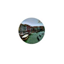 Venice - Grand Canal Mini Button