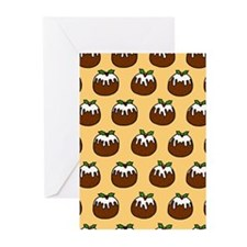 'Puddings' Greeting Cards (Pk of 20)