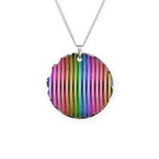 Rainbow metal Necklace