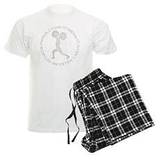 Overhead Logo Pajamas