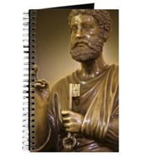 Saint Peter with the Keys Journal