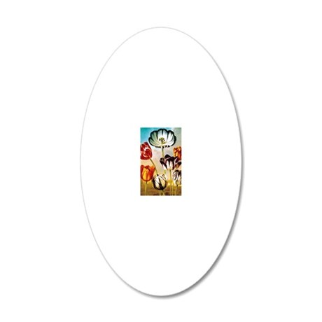 tuts_Galaxy Note 2 Case_1019 20x12 Oval Wall Decal