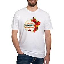 Turkmen Boyfriend Designs Shirt