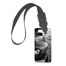 Black Beauty Luggage Tag