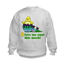 Love My Aunt Sweatshirt