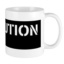 Ron Paul Revolution Small Mug