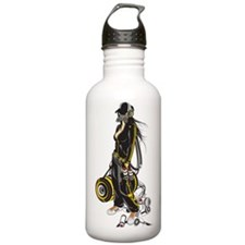 Grafiti Girl Water Bottle