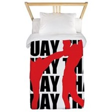 Muay Thai Twin Duvet