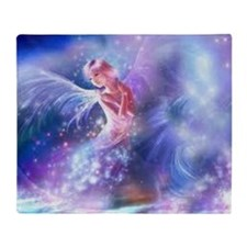 Angel Throw Blanket