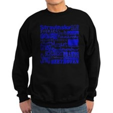 Classical Composers Sweatshirt