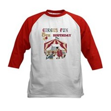 Circus Fun 5th Birthday Tee