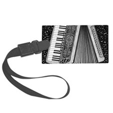 Accordion Luggage Tag