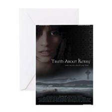 Truth About Kerry Mini Poster Greeting Card