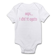 Oops I did it again - Infant Bodysuit