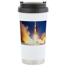 Launch of Apollo 11 spa Travel Mug