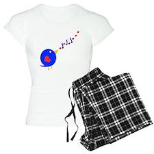 Cute Love Bird Pajamas