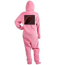 Bedbug, artwork Footed Pajamas