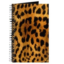 Leopard phone case Journal