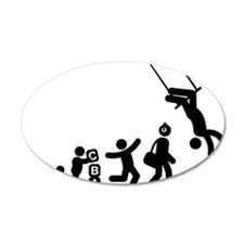 Trapeze-AAG1 Wall Decal