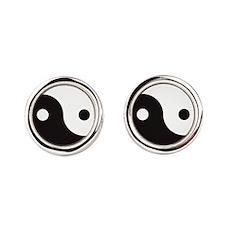 Yin Yang Cufflinks