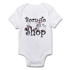 Born to Shop Onesie