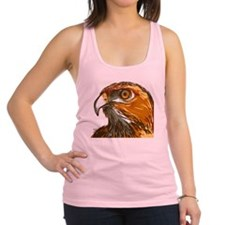 Hawk Racerback Tank Top
