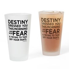 Destiny Drinking Glass