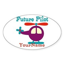 Future Pilot - Personalized Decal