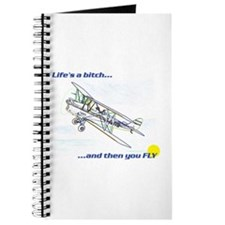 Fly! Tiger Moth. Journal