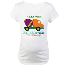 Cement Mixer Big Brother Shirt