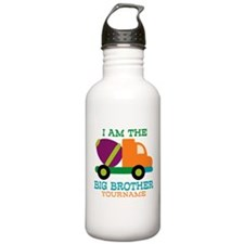 Cement Mixer Big Brother Sports Water Bottle