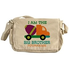 Cement Mixer Big Brother Messenger Bag