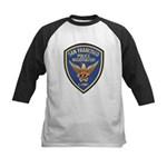 SFPD Negotiator Kids Baseball Jersey