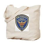 SFPD Negotiator Tote Bag