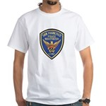SFPD Negotiator White T-Shirt