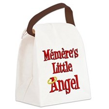 Memeres Little Angel Canvas Lunch Bag