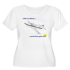 Fly! Rockwell Commander T-Shirt