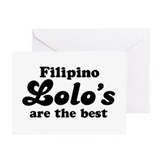 Filipino Lolo's are the Best Greeting Cards (Packa