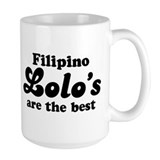 Filipino Lolo's are the Best Mug