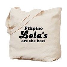 Filipino Lola's are the Best Tote Bag