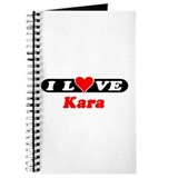 I Love Kara Journal