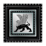 Griffin Magic Tile Coaster