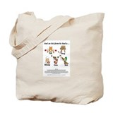 Unique American sign language Tote Bag