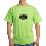 Masonic Photographer Green T-Shirt