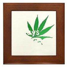 420 Framed Tile
