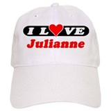 I Love Julianne Hat