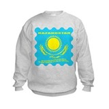 Kazakhstan (front design only Sweatshirt
