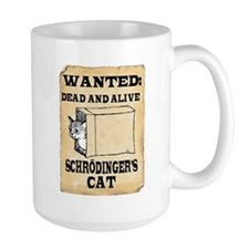 Schroedinger's Cat Mugs