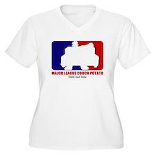 Major League Couch Potato T-Shirt