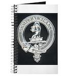 Wilson Badge on Journal